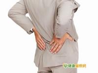 經常腰部痠痛 恐是結石惹禍