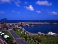 遊艇及娛樂漁船進駐 基隆八斗子漁港成新興觀光勝地