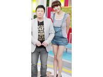 大奶名模王尹平打槍趙正平:我喜歡身高跟我差不多的