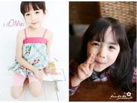 西韓混血蘿莉「克里斯汀娜」 牛奶肌膚超迷人