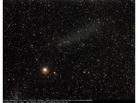 外星人太空船匿蹤 末日彗星葉列寧消失了