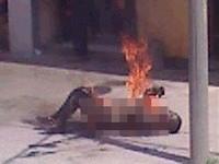今年第10起 四川喇嘛又自焚