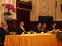 馬總統領軍五人小組 定調陳冲「安心內閣」