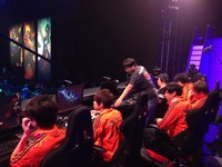 LOL S3/《英雄聯盟》S3 橘子熊暫時讓南韓取下一勝