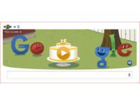 慶祝 15 周年 Google 首頁出現墨西哥盲眼打糖遊戲