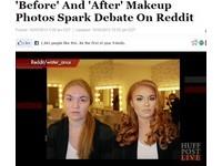 大嬸化身好萊塢巨星!美國化妝師「變臉術」引網友戰火