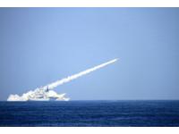 北海艦隊百艘艦艇 黃海演習導彈實射