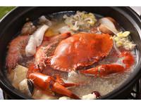 「爆肥」螃蟹粥火鍋吃法特殊、口味鮮甘 徐旭東最愛