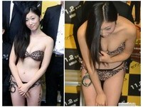 「小壇蜜」副島美咲比基尼險滑下...爆高中交往65歲翁