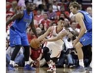 NBA/「鬍獸」暴虐47分+20籃板 火箭衝破小牛