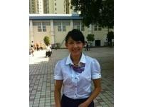 甜美制服照驚豔網友 「海滄最美體育老師」林藝瑩爆紅