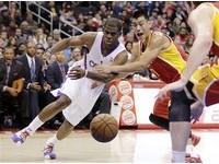 NBA/12投0中隊史最糟! 保羅:在意的不僅一場球