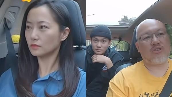 趙小僑當劉亮佐面「對16歲繼子動怒」! 上學路引爆導火線:我現在就要唸他