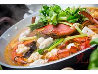 冬季鍋物新選擇 濃郁、肥美的進化版花甲蟹鍋