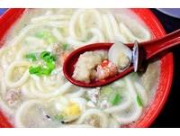 每一口都是料!新竹隱身夜市的海鮮麵 湯頭喝得到滿滿鮮甜