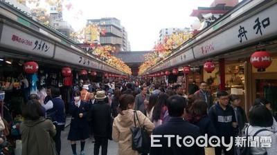 超會買!台灣人愛玩日本 每天在日消費總額超過4000萬