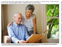 英國研究:活在過去使人樂觀、健康
