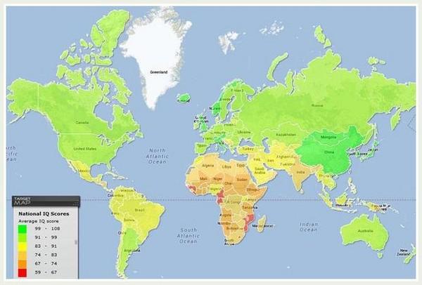 这张地图把每个国家的领土都变成了国旗,有趣的是全世界唯高清图片