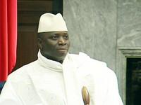 獵巫、揚言斬首同性戀 甘比亞總統:只有真主能讓我下台