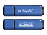 Kingston發表 USB 3.0 加密隨身碟DTVP3.0