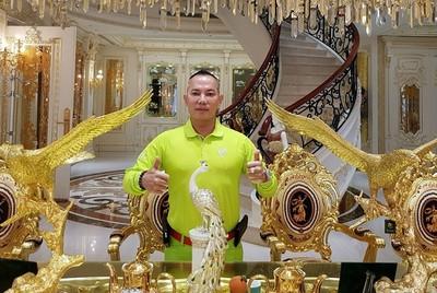 「竹北神鵰王」擁18妻小!二千金日本待產寵上天 狂讚外國女婿:紅包很大包