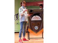 黑豹旗/陽岱鋼勉勵青棒球員:你們不會輸給日本!
