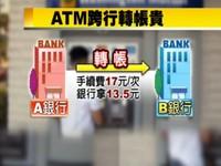ATM跨轉1次5萬存息飛 銀行:已賠錢難以降價