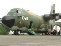 軍機輪胎疑加壓氣爆 屏東空軍基地2受傷