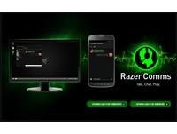 玩遊戲、電話不漏接!RAZER COMMS 推出 ANDROID 版本