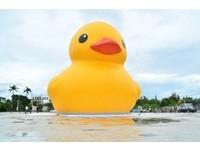 台中奪熱門旅遊城市第一名 旅遊關鍵字黃色小鴨居冠