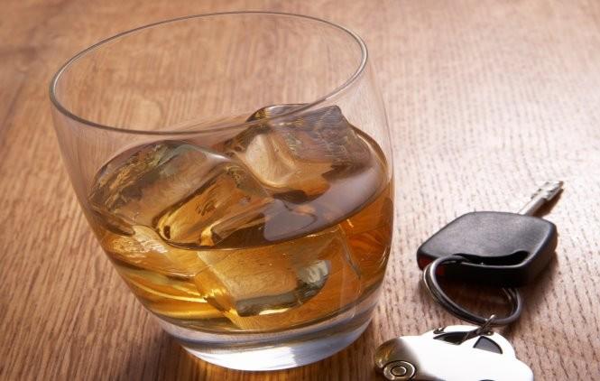 酒駕、酒、酒精達志示意圖