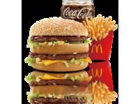 打臉?麥當勞內部網站呼籲員工別吃速食