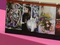 新北美女議員劉美芳義賣性感月曆 傲人身材E極棒