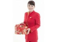 國泰空姐吳芊麟 轉行賣魯肉飯
