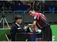 台苯桌球賽/桌球諧星   塞夫、莊智淵聯手搞笑
