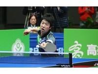 桌球/台灣名人賽 12名選手決戰高雄巨蛋