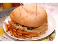 午餐食客/誰是大胃王?比臉還大的漢堡挑戰你的極限!