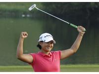 高爾夫/蘇州太湖公開賽 曾雅妮首輪並列第二