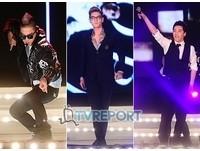 Big Bang和KARA兩團成員到不齊 跛腳開唱