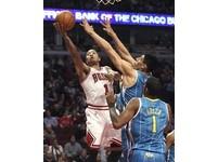 NBA/飆風玫瑰發威 公牛驚險捕蜂《ETtoday 新聞雲》