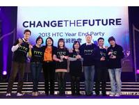 HTC 桃園辦尾牙席開 422 桌!王雪紅:2014 將會豐收