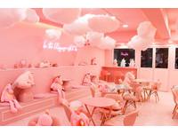 整間都是粉嫩色系!獨角獸咖啡8/8夢幻登場 還有少女心大噴發的粉紅球池