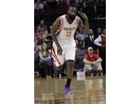 NBA/火箭三分球攻勢噴發 哈登:盼維持下去!