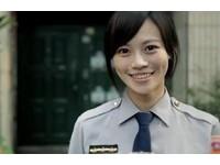 正妹女警王佩雲 拍微電影好吸睛