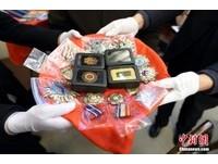 南京大屠殺紀念館 獲贈被擊斃日將名單