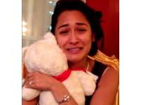搶救熊麻吉「小白」! 男救回女友舊愛讓她感動飆淚!