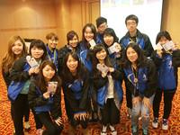 四大洲花式滑冰賽跨國募志工 吸引台日韓正妹帥哥參加