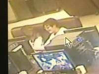 監視曝光! 虐死同居人2歲女兒 嫌犯照上網咖嘻笑調情