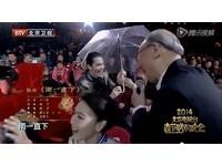 好神!雨神蕭敬騰又發威 唱出北京「等了101天的雪」