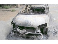 36歲失業自認沒作為 燒炭火大毀新車、上吊太痛苦摔昏